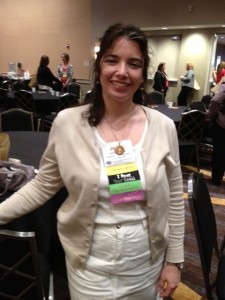 Jenny at NAPO conference in New Orleans