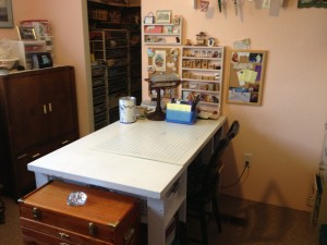 Craft Table After