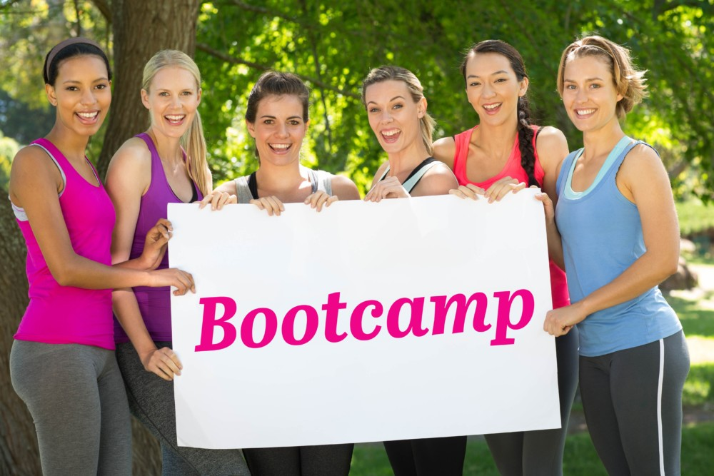 Bootcamp fitness group