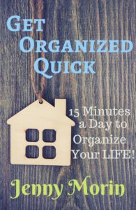 Get Organized Quick Cover