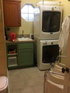 Jenny's Laundry room